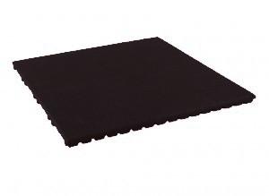 Stallmatte schwarz 1m x 1m x 4,5cm