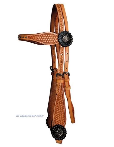 Westerntrense Cowboy Headstall