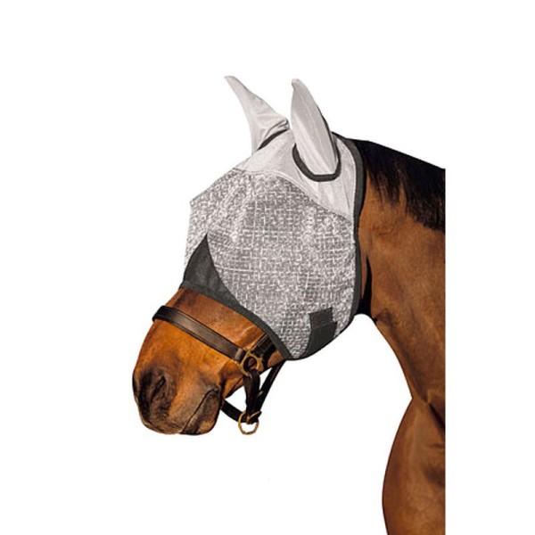 Fliegenmaske Mit Ohrenschutz Und Uv Schutz Stallmattenshop